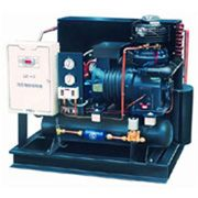 Semi-hermetic Refrigerating Compressor Unit