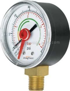 Pressure Gauge (MANOMETER)