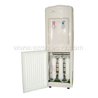 Pou water dispenser w water filtration system mains for Water fountain filtration system