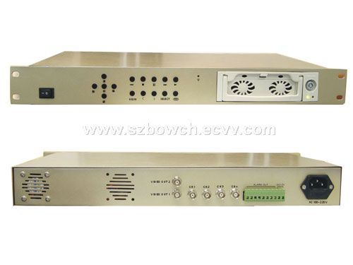 CCTV & security surveillance Four Channel Stand-Alone Digital Video Recorder (dvr); 4 camera;a