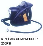 6 IN 1 AIR COMPRESSOR