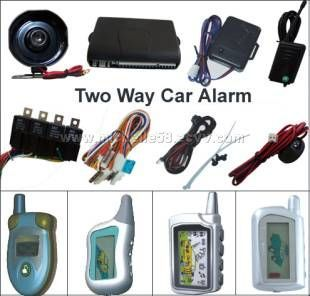 Car Alarm Systems (Two Way)
