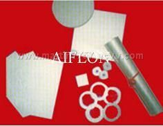 GS4320 Soft White Mica Sheet ( Flexible Muscovite Paper Heater Plate )