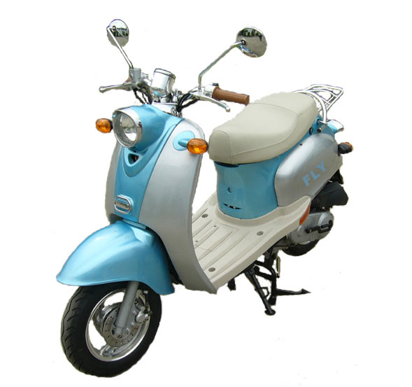 50cc scooter with eec approval