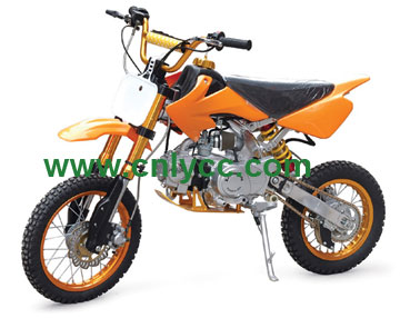 The newest alloy dirt bike with 125CC