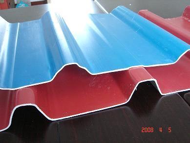 ASA/PVC Roofing Tile
