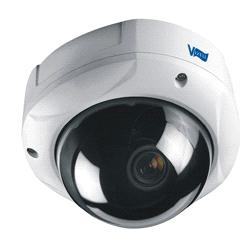 Wide dynamic high definition anti-riot dome color camera