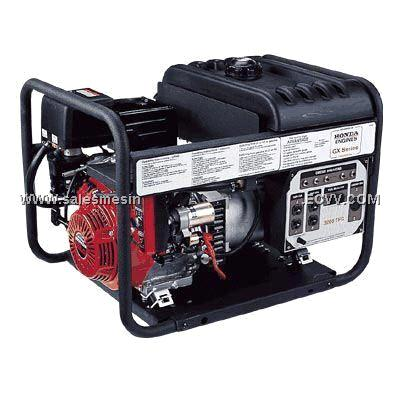 Good GENERATOR TRI FUEL 8,000 Watt   13 Hp Honda E Start