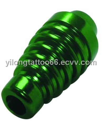 Colorful aluminum grip
