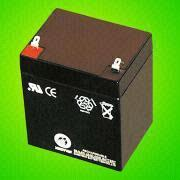 Sealed Lead Acid Rechargeable Battery (12V4Ah)