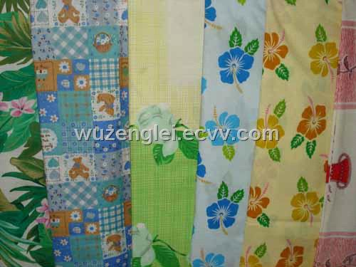 dyeing and printing fabrics