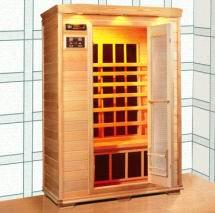 one-person Far infrared sauna room
