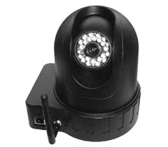 Constant Speed Dome IP Camera