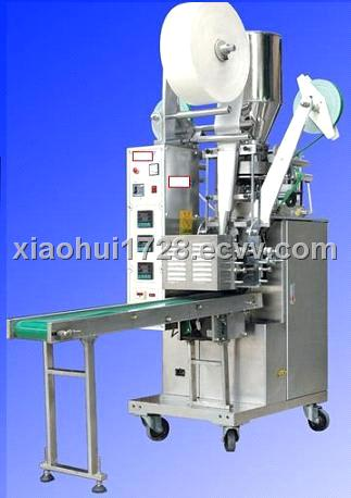 Instant Tea Bag Filling & Packing Machine