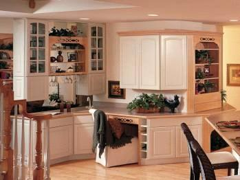 Solid Wood Kitchen Cabinet purchasing, souring agent | ECVV.com ...