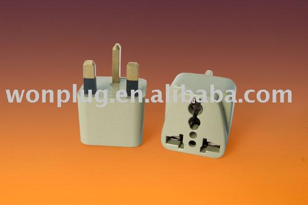 U.K. adapter plug WP-7