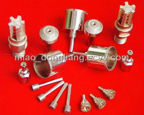 diamond CBN electroplated tools