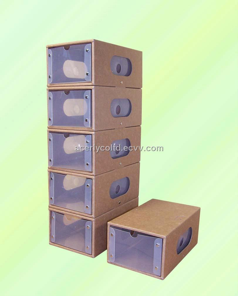 Shoe Box U0026 Rack Or Storage Box U0026 Rack