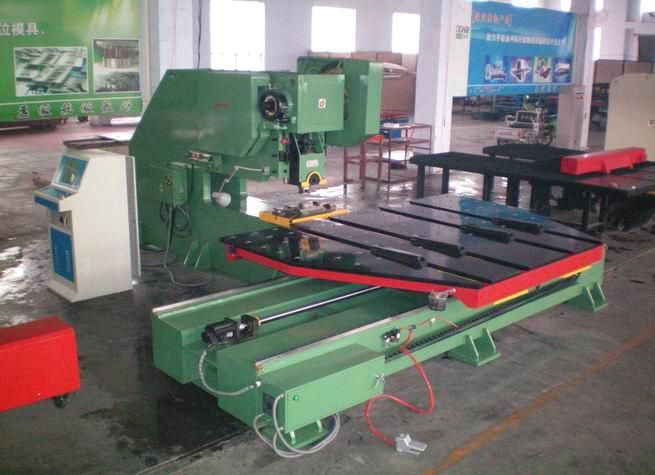 CNC metal forming machine