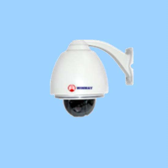 Intelligent high speed dome camera