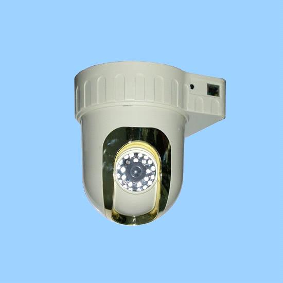 Network IR constant speed dome camera
