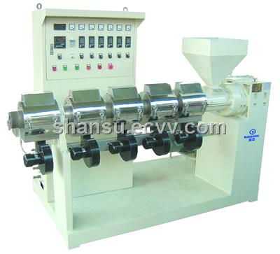 SJ series of highly efficient single screw extruder