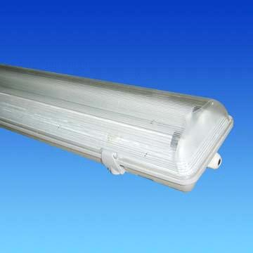 T8 fluorescent lighting fixture