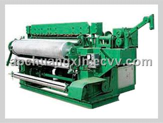 electric wedled mesh machine