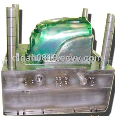 plastic car lamp mould(mold)