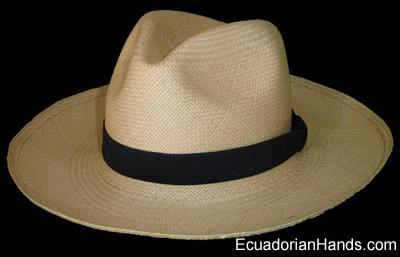 6f69549a Panama Hat Cuencano Llano from Ecuador Manufacturer, Manufactory ...