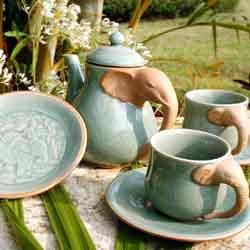 Celadon Pottery tableware purchasing, souring agent   ECVV.com ...