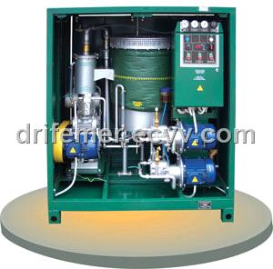 Mobile Oil Purification Station SMM-1,7