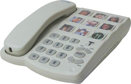 Big button photo frame telephone(CT-TF259)
