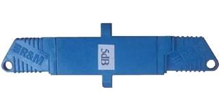 E2000 adapter attenuator
