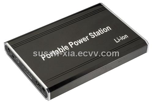 External battery pack for laptop,DV,DC