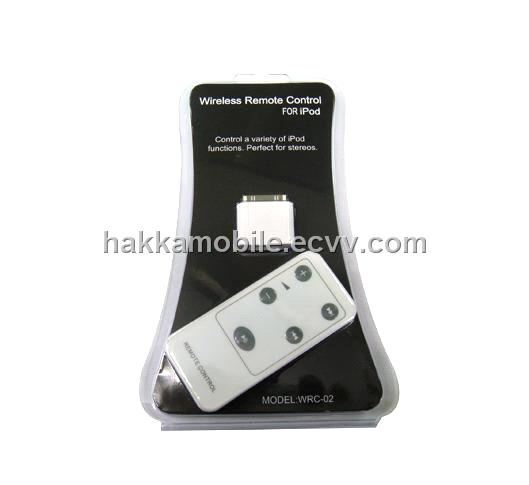 Iphone 3G remote control