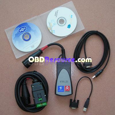 Lexia-3 Citroen/Peugeot diagnostic tool from China Manufacturer