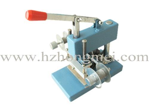 Light tipper machine(hot stamping machine)