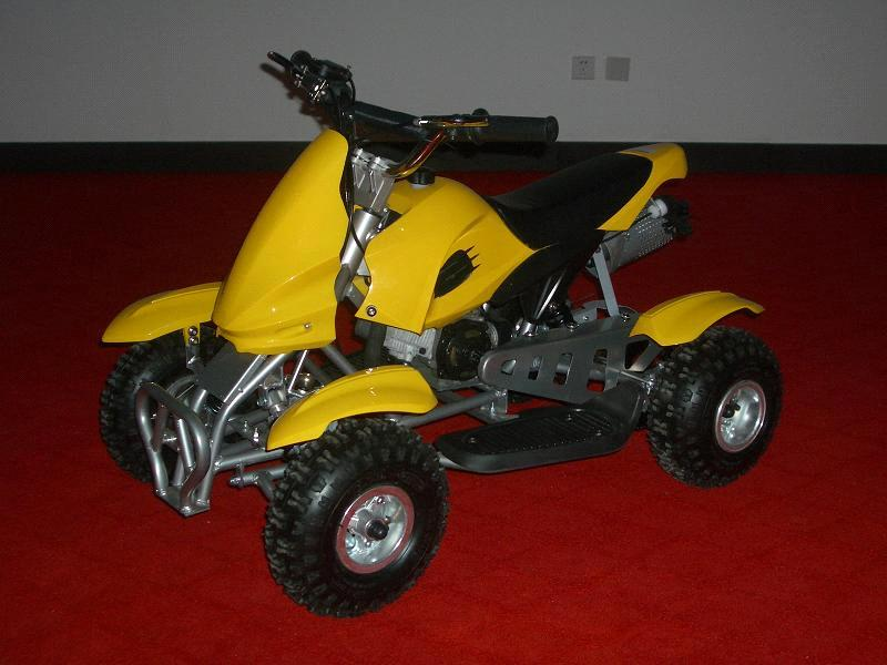 Mini Quad FLT-49cc-Rabbit(Yellow)
