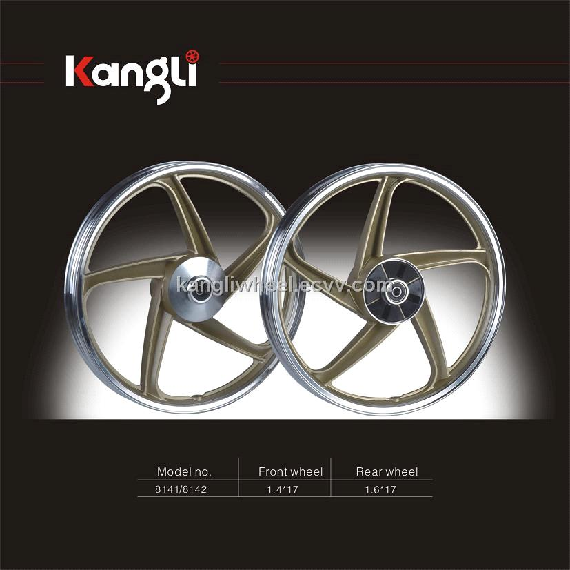 Polishing alloy  colour wheel