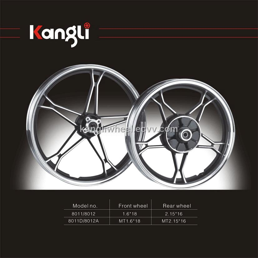 Suzuki alloy wheel