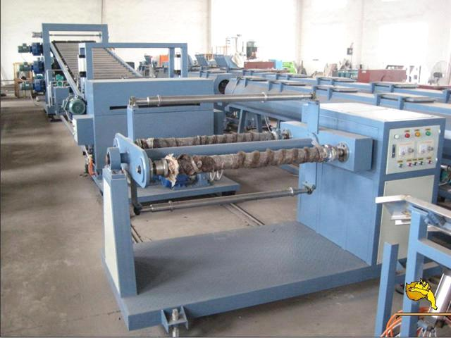 XPS foaming sheet extrusion line