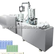 Suppositories Filling And Sealing Machine (ZS-U)
