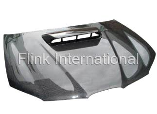 carbon fiber car parts  carbpon hood