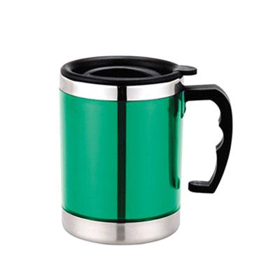 Coffee Cup Auto Mug Travel Office Flask Bottle