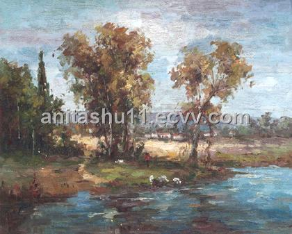 oil painting,Giclee oil painting,print oil painting