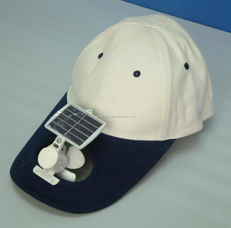 Solar Fan Cap From Hong Kong Manufacturer Manufactory