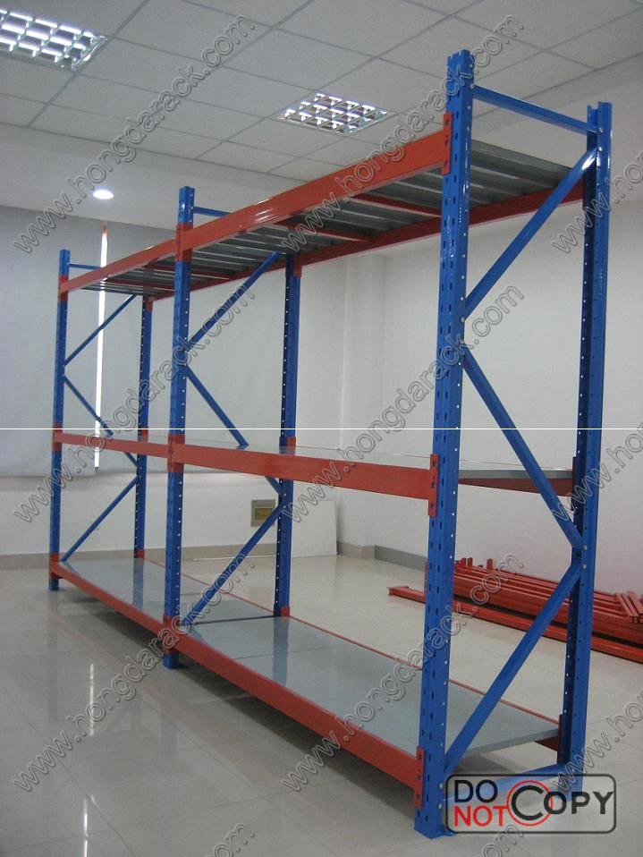 Heavy Duty Warehouse Rack(with layer panel)