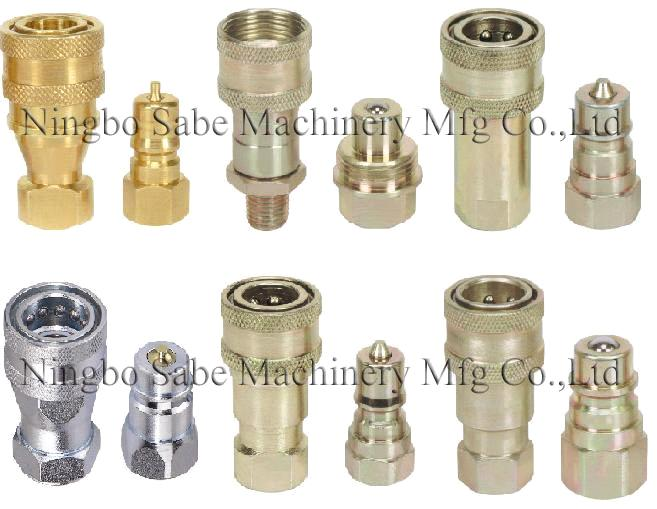 Hydraulic quick release couplings couplers purchasing