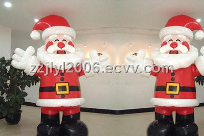 Inflatable Santa Claus